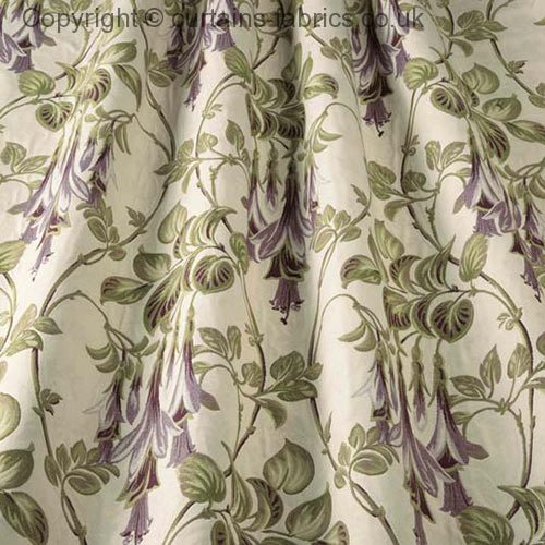 Liberty By Iliv Interior Textiles In Berry Curtain Fabric